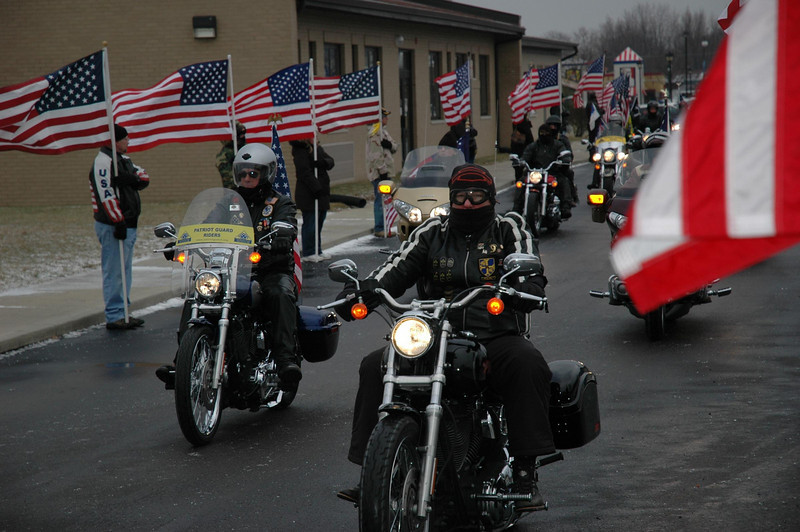 Note the flags. The wind chill is 11 and around 1 on a bike!