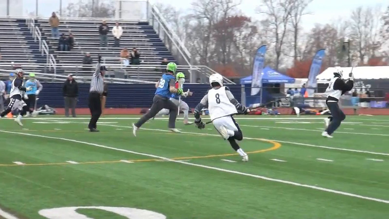 PATRIOT VS. HEADSTRONG AT PHILLY SHOWCASE 2014