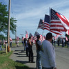 Flag Lineas the family entered