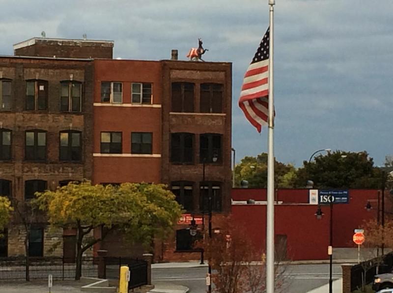 Patriotic Rochester