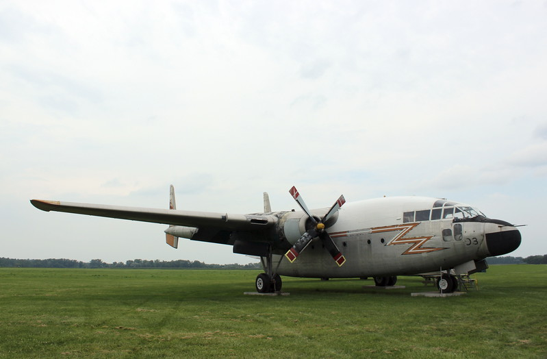 C-119G Flying Boxcar