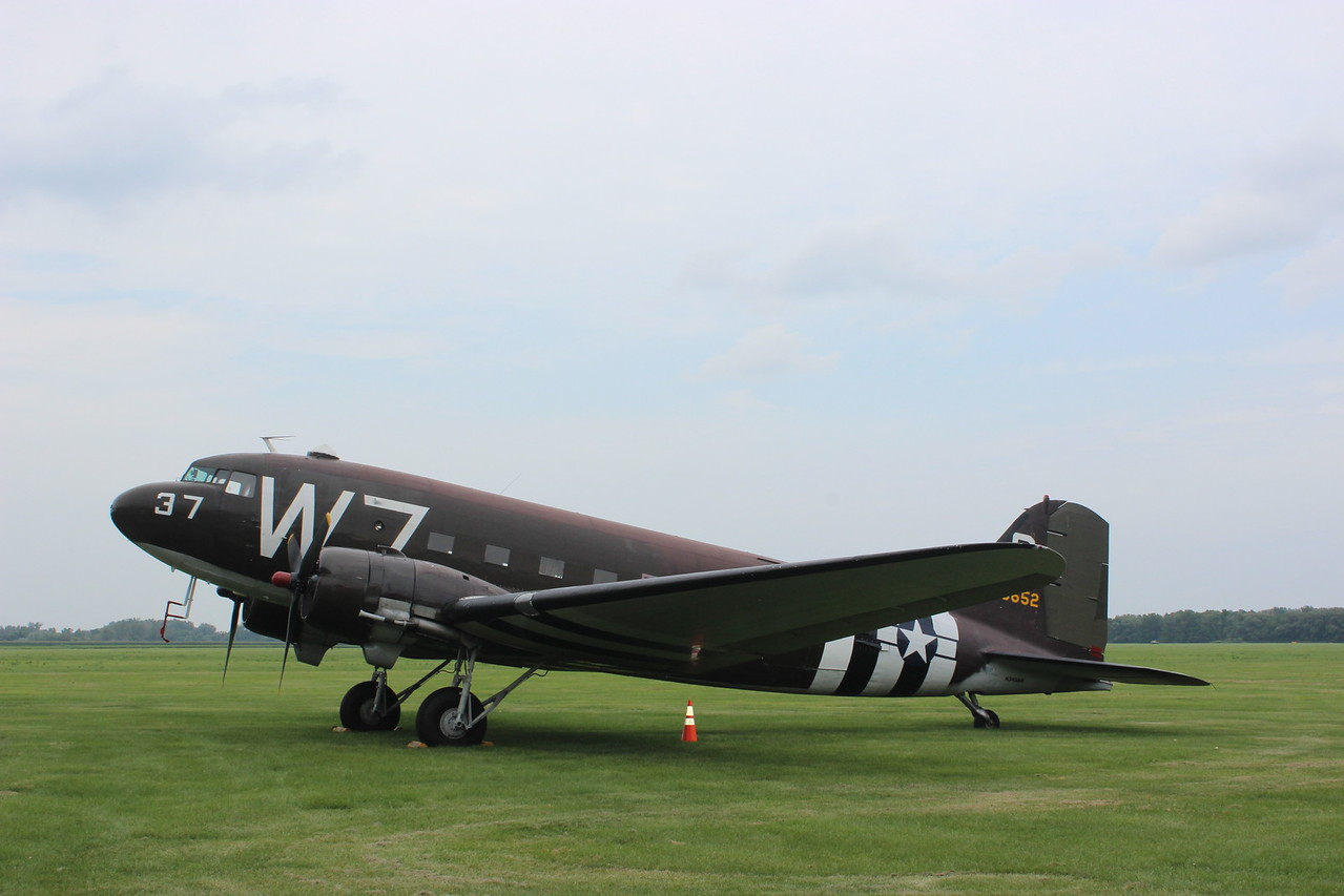 C-47A Whiskey 7
