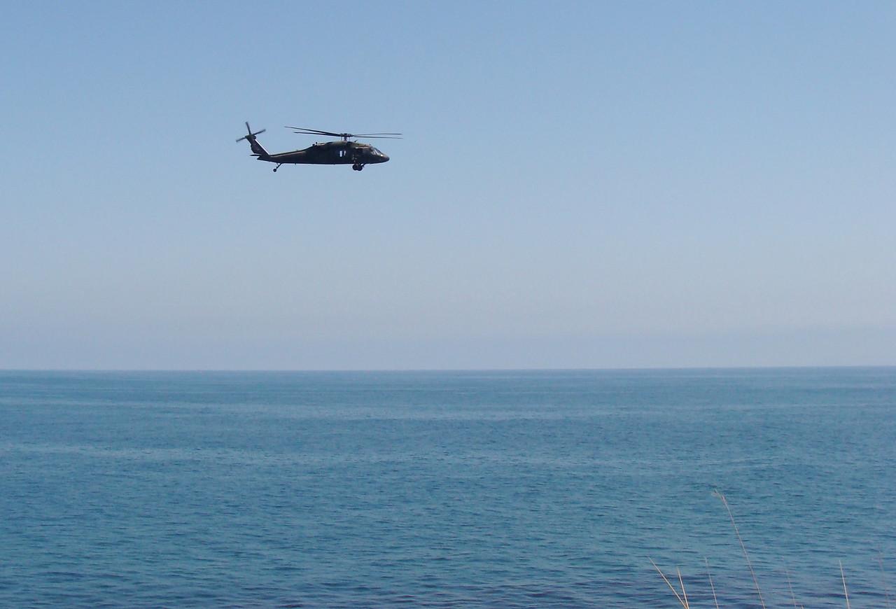 Shore Patrol