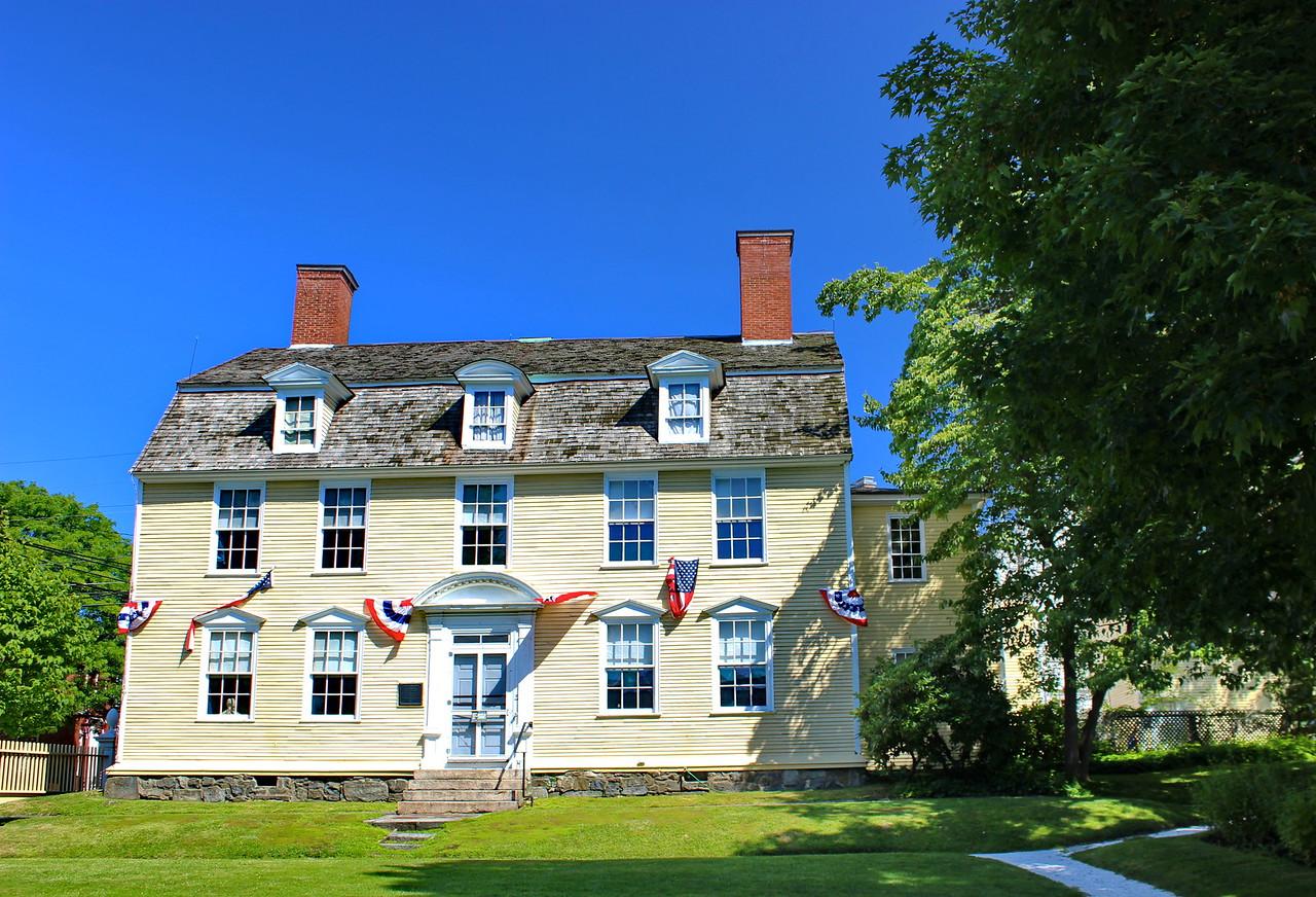 John Paul Jones Residence