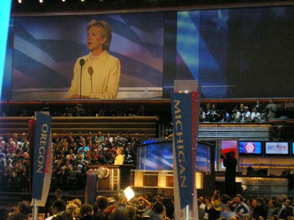 U.S. Senator Hillary Rodham Clinton
