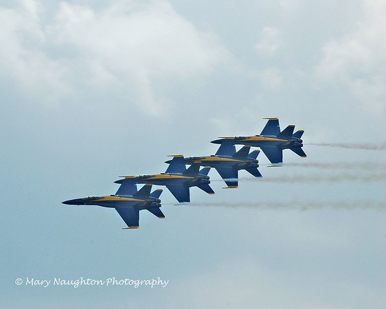 Blue Angels, Jones Beach Airshow, May, 2006