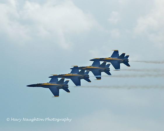 Blue Angels, Jones Beach Airshow, May, 2006