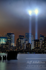 9/11 Tribute in Lights 3
