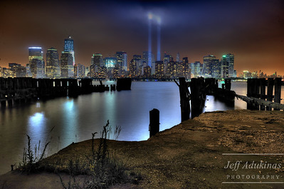9/11 Tribute in Lights 2