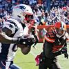 Patriots Browns Football