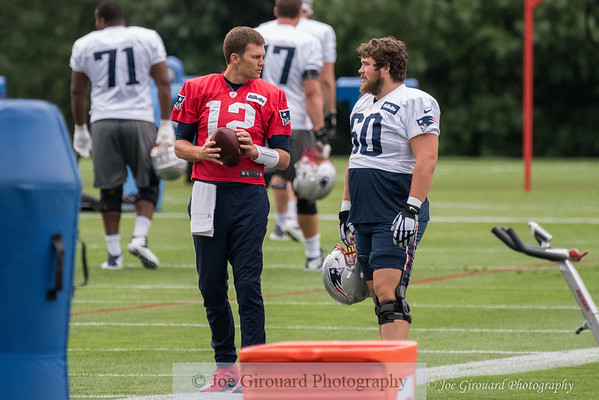 Patriots Training Camp - Day