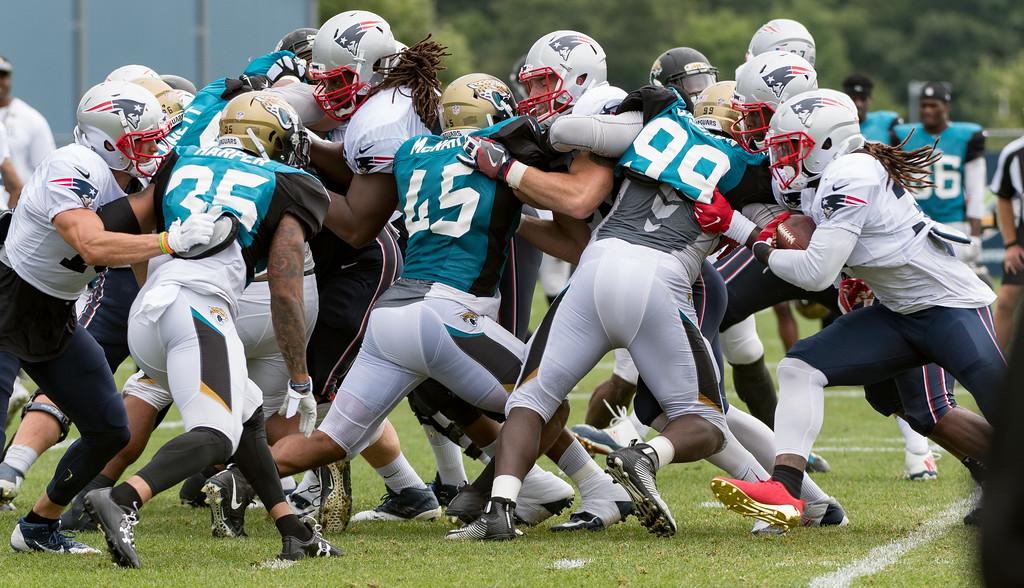 Patriots Practice 8/6/17