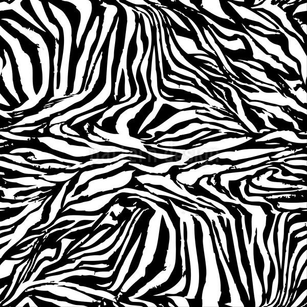 1004-Zebra-Schwarz-Weiss