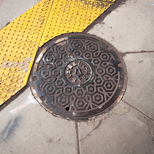Man-Hole Cover