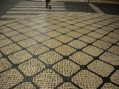 Lisbon Crosswalk