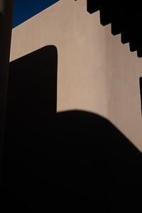 Adobe Stucco & Viga Pattern