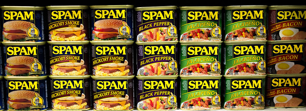 Spam - What More Can You Say