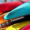Kayak Storage, Liberty Bay Marina