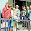 cw: Mark Hilburger, Jill Vitko, Patty Dunlop, Norma Butler, Henry Butler, Judy Hilburger, Bert Hilburger, Janet Blair, Gretchen Hilburger