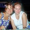 l-r: Patty Gallagher, Christine Dunlop