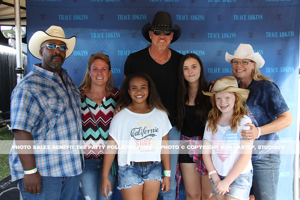 Trace Adkins Meet and Greet