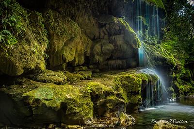 Patuna falls