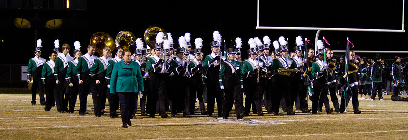 2011.11.4 Patuxent Band