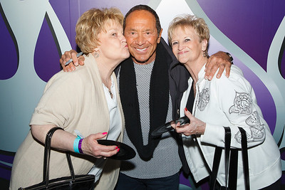 Paul Anka performs at The Joint