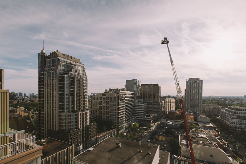 Yorkville Shoot - When Cranes Ruled