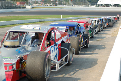RoC Qualifying 01, Modified Mania, 9-9-2006