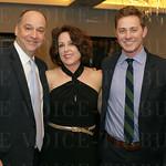 Steve Higdon, Lisa Mills and Sam Vonderheide.