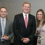 Joey Summers, Paul Chumbley and Lauren Farley.