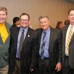 Jeff Frazer, Jeff Balitsos, Bob Baney and Joe Hession.