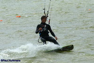 Kite surfing Workum