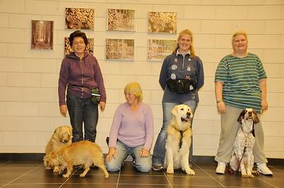 DD-Louise&Boris Maria&Woezel Debbie&Aibo Tineke&Bumper