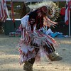 Head Teen Boy Dancer Mariposa Pow Wow.