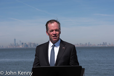 Massey Press Conference - Staten Island 4/10/17