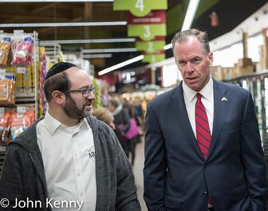 Kissena Farms Kosher Supermarket/Flushing 3/13/17