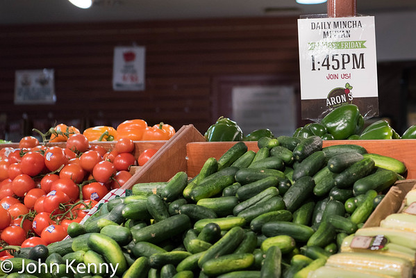 Kissena Farms Kosher Supermarket/Flushing 3/13/17