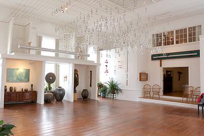 Paul Matisse's Kalliroscope Gallery in Groton. SUN/JOHN LOVE