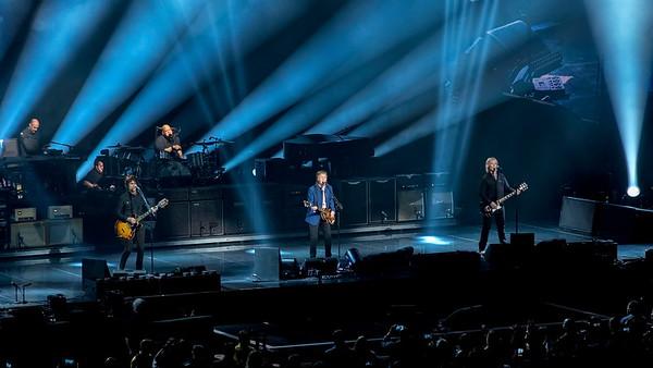 Paul McCartney Concert One on One 2017
