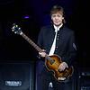 Paul McCartney live at Little Caesars Arena in Detroit, Michigan on 10-1-2017.  Photo credit: Ken Settle