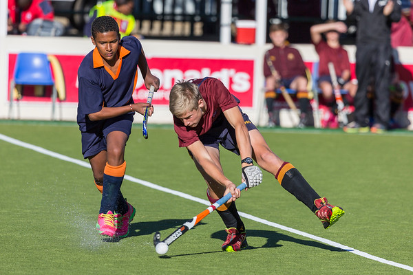 PRG Hockey 14A vs. Grey Bloem