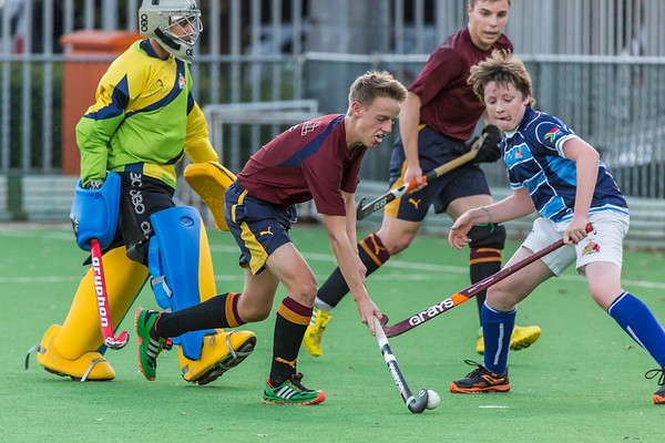PRG Hockey 16A vs. KES (UK)