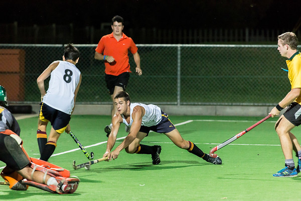 PRG Hockey 19A vs. Wilgenhof