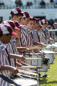 Drumline at PRG vs. HJS