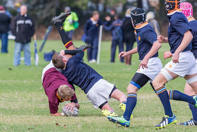 Rugby 14A vs. Rondebosch