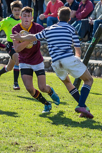 Rugby 16A vs. SACS