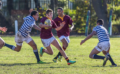 Rugby 16C vs. SACS