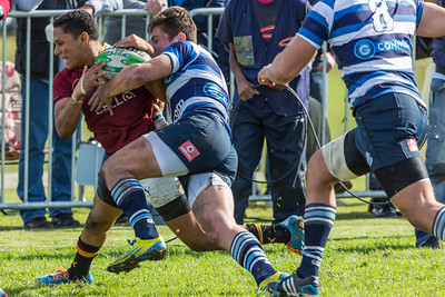 PRG Rugby 19A vs. HJS
